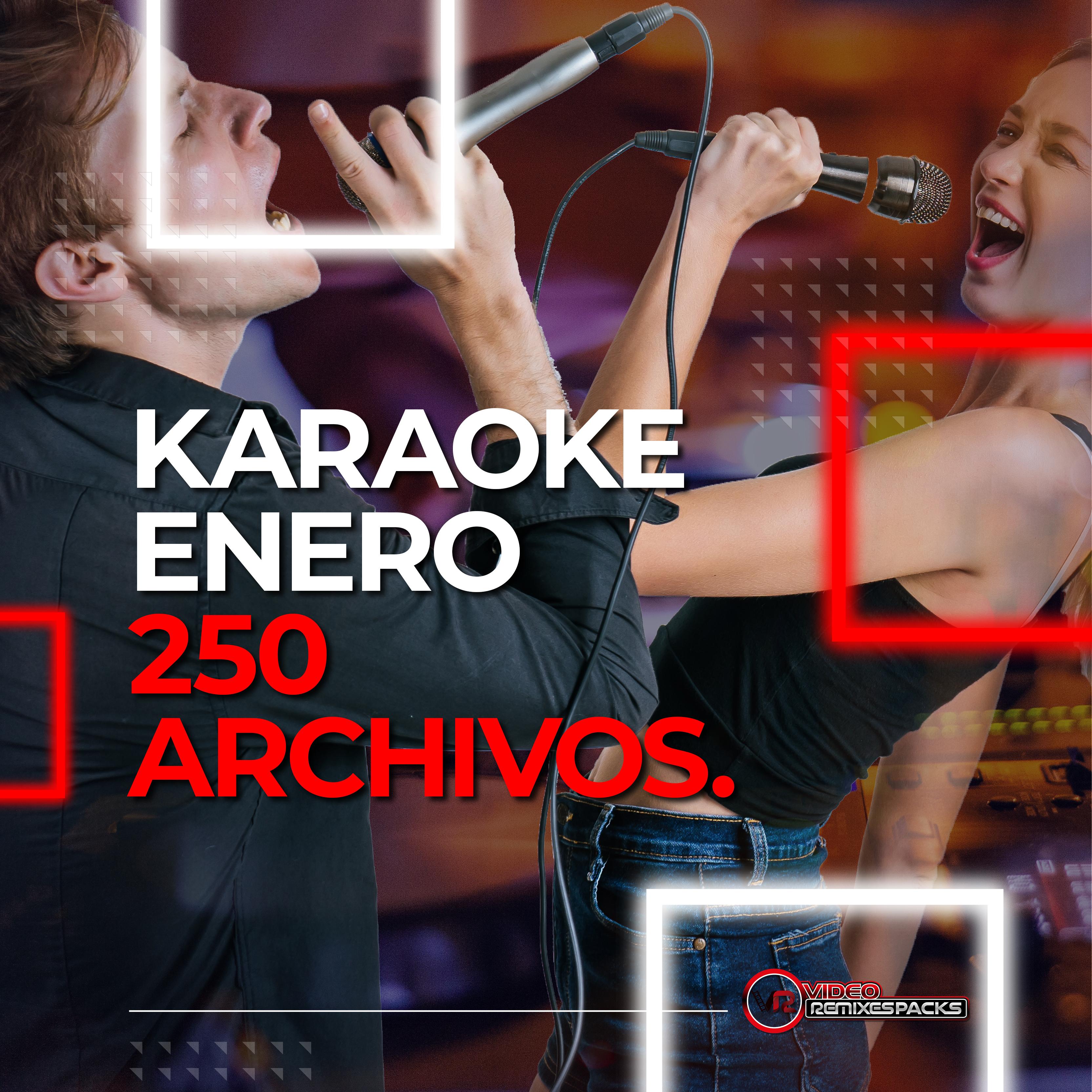 Imagen de Karaokes Latinos Enero (Karaoke)