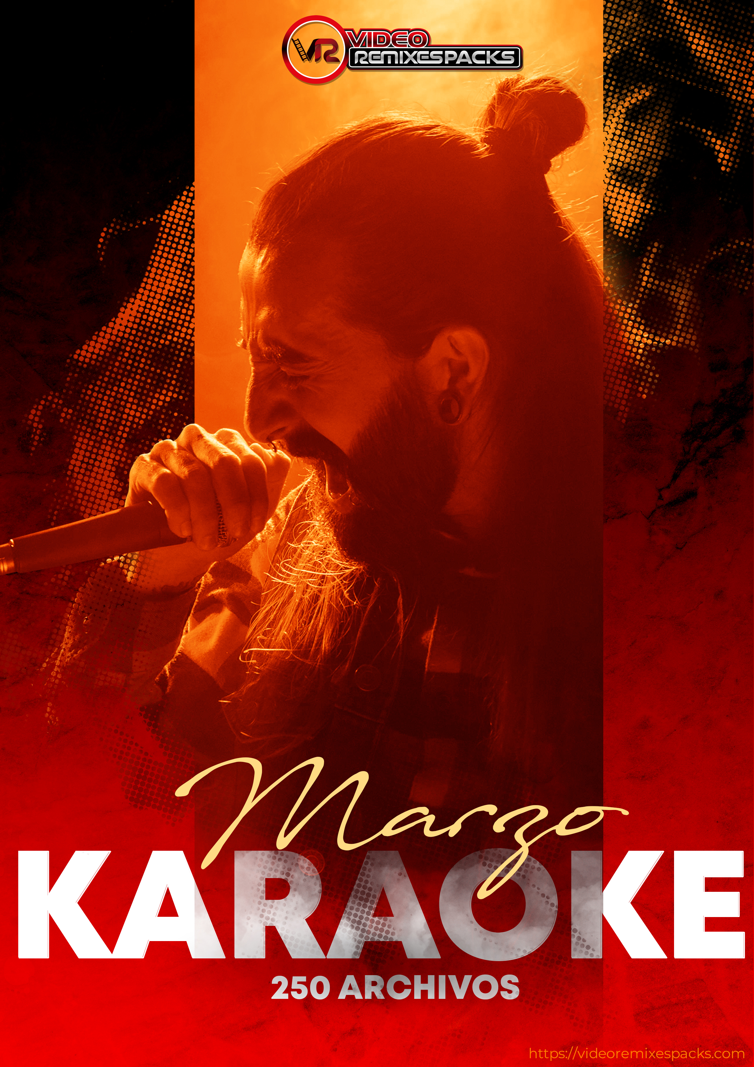 Imagen de Karaokes Latinos Marzo (Karaoke)