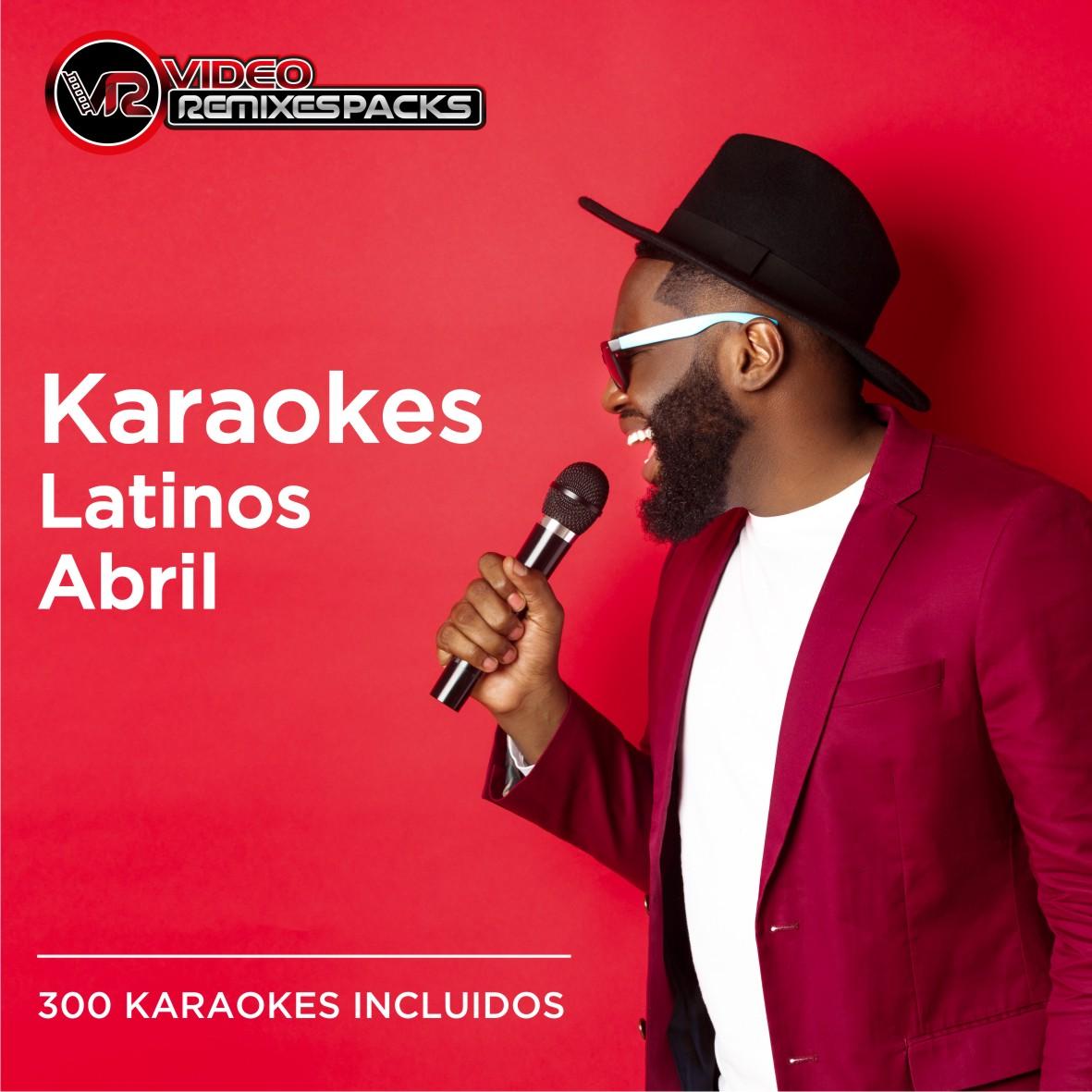 Imagen de Karaokes Latinos Abril Karaoke
