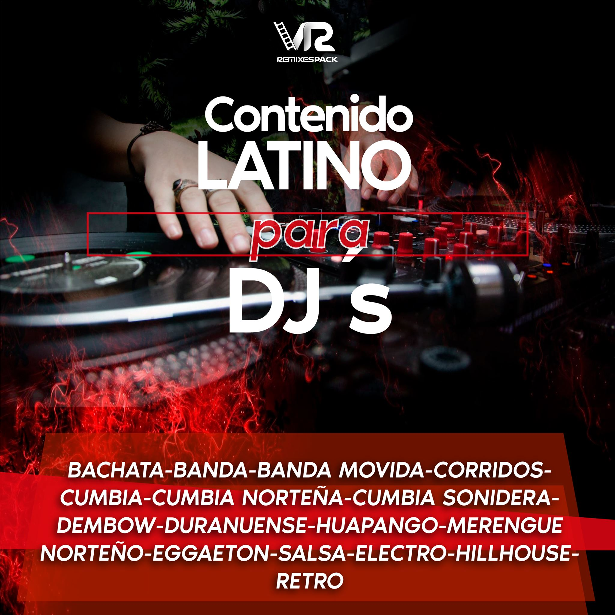 Imagen de Remixes Latinos Julio 02 Video