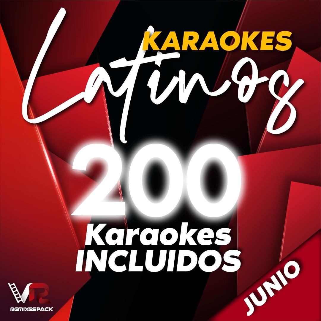 Imagen de Karaokes Latinos Junio