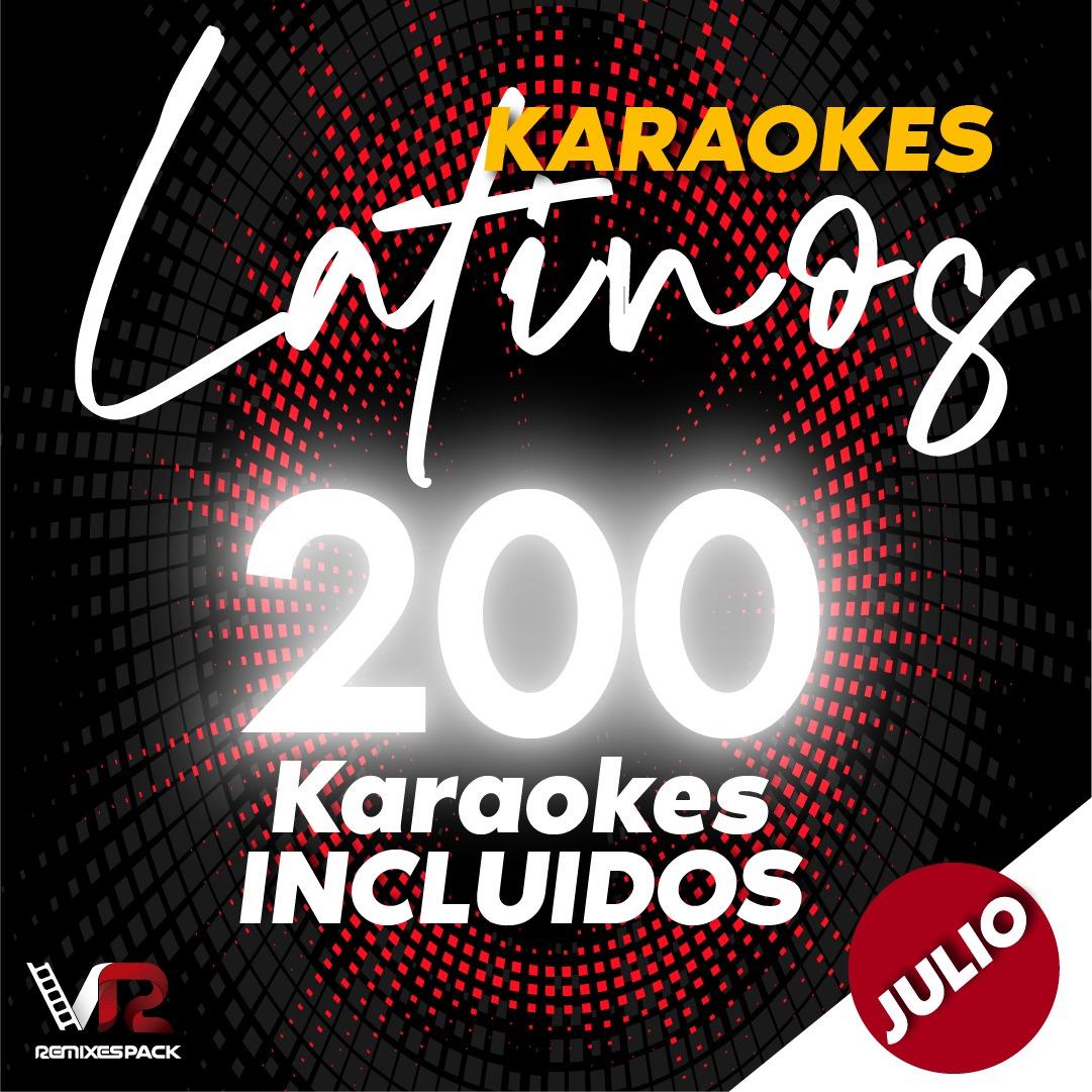 Imagen de Karaokes Latinos Julio